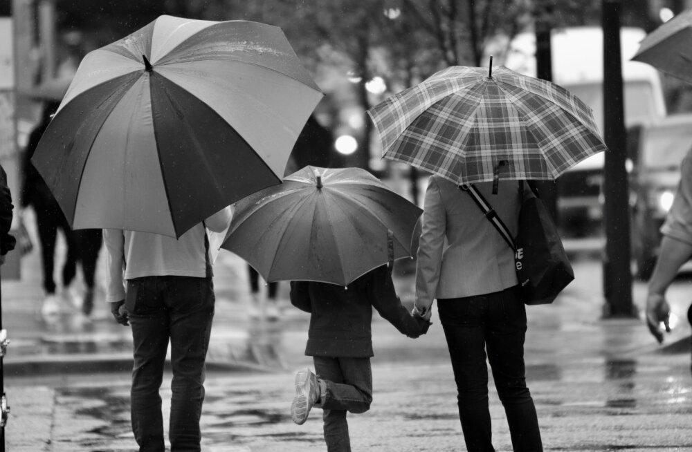 Mõtteainet lahutatud vanematele: lapse ülalpidamist ei ole õige võrdsustada elatisega!