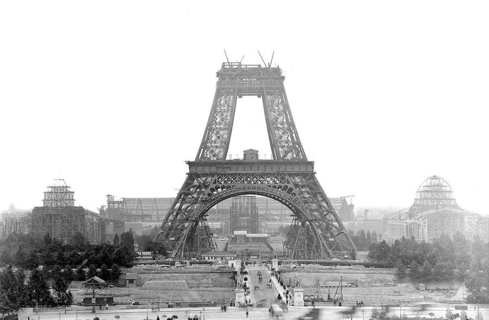 Как строили знаменитые достопримечательности по всему миру