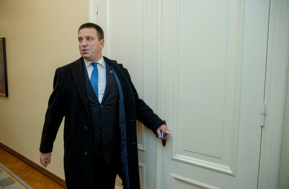 В связи с событиями в Керченском проливе Ратас созвал правительственную комиссию по вопросам безопасности