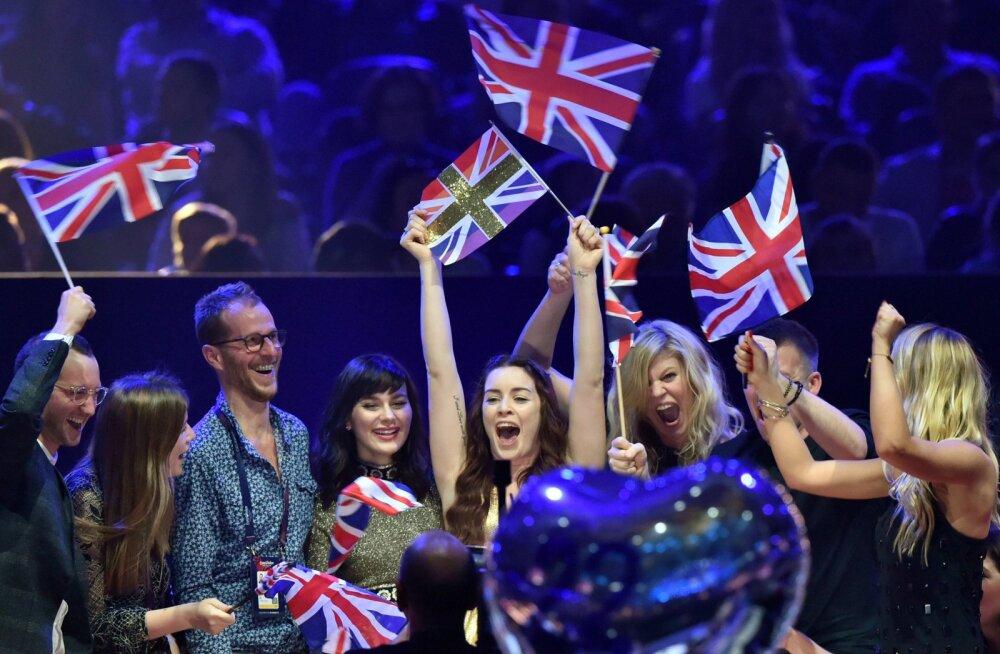Esimene olemas! Suurbritannia avalikustas teleprojekti, millega asenda Eurovisioni finaali