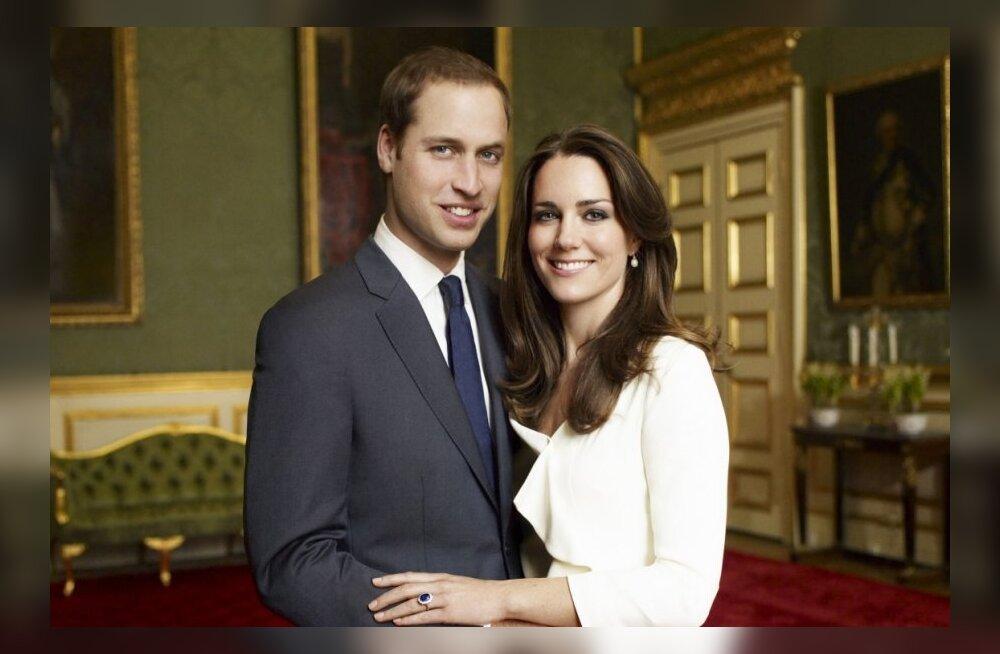 SUUR GALERII: Kate`i ja Williami aasta täis naeru ja glamuuri