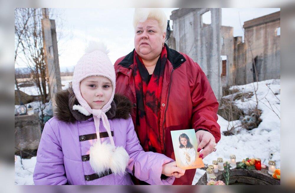 DELFI VIDEO: Varvara klassikaaslase vanaema: tüdruk leiti betoonkaevust, riided vedelesid eemal.
