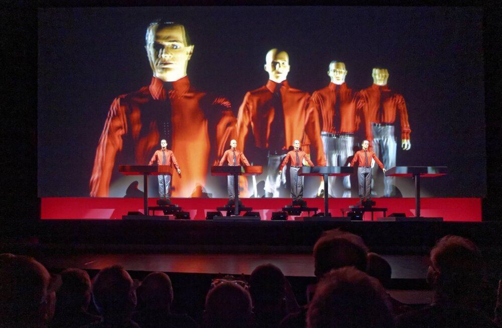 Suri Kraftwerki kaasasutaja Florian Schneider