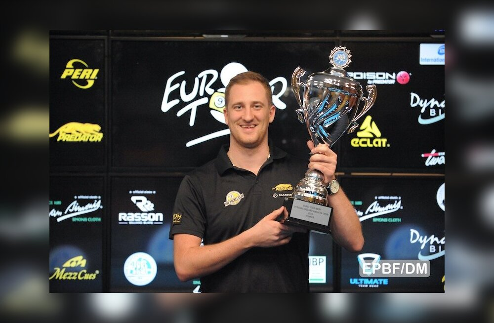Denis Grabe võitis Türgis aasta viimase Euro-Tour osavõistluse