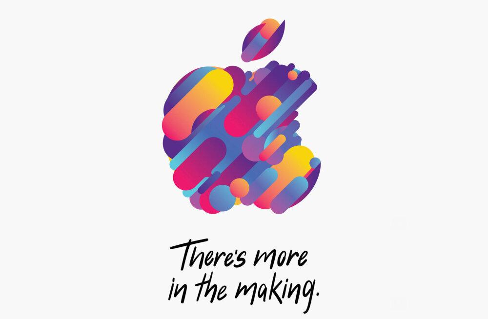 Üllatus: Apple näitab veel uusi seadmeid! Loe, mis teoksil