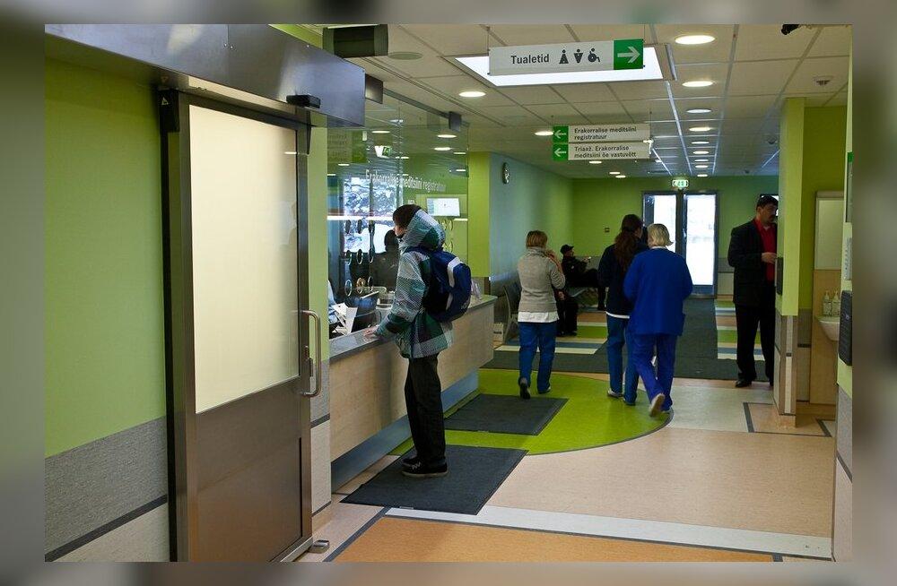 Põhja-Eesti regionaalhaigla polikliinik saab 2015. aastaks uued ruumid