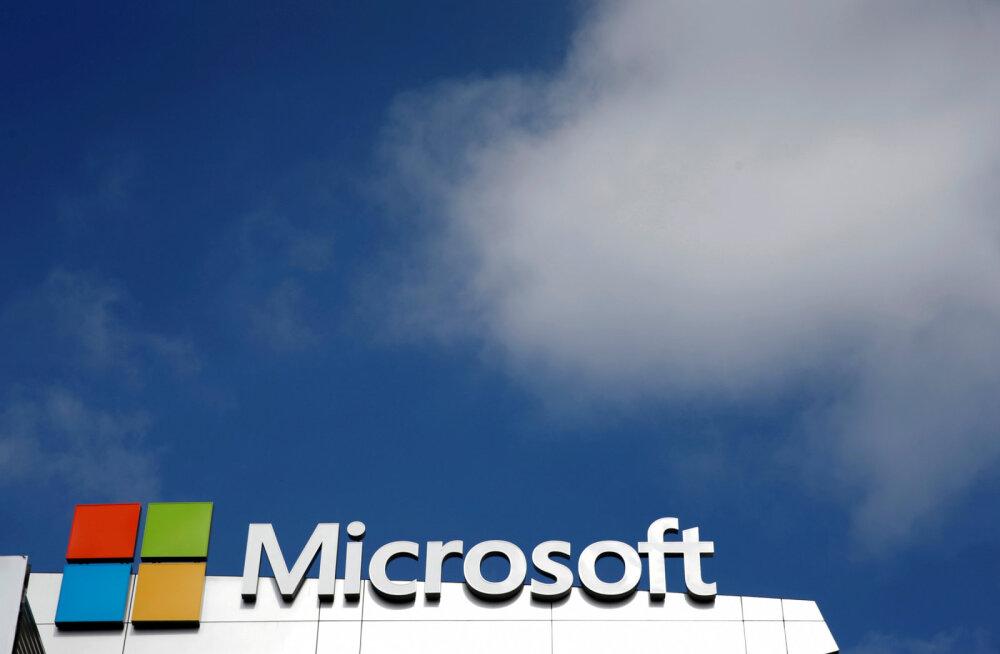 Microsoft soovib võita Pentagoni suurtellimuse