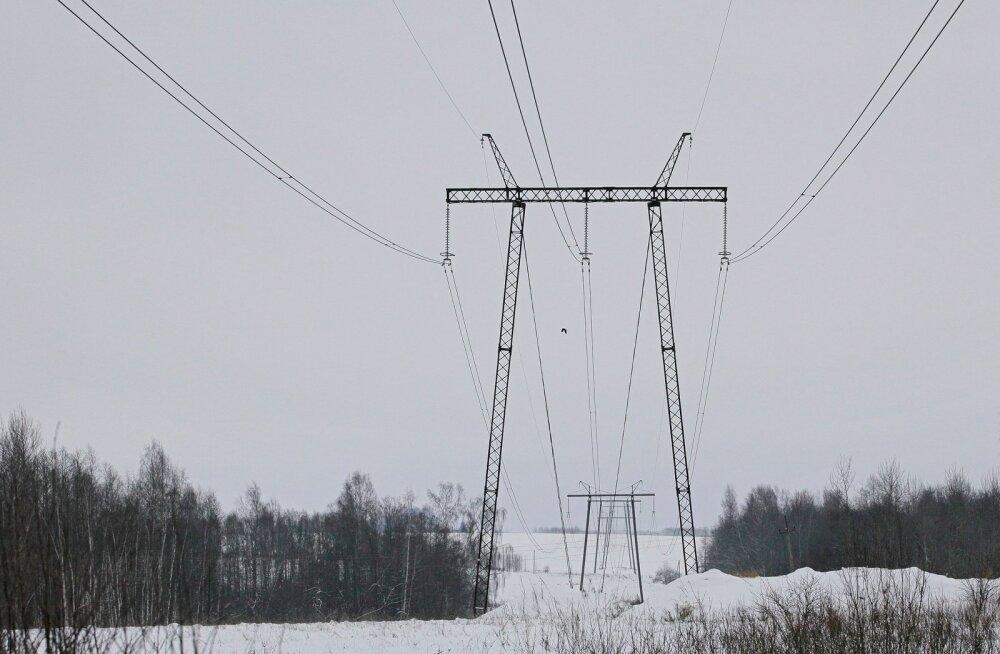 Venemaa kvoodivaba elekter solgib Baltikumi turgu