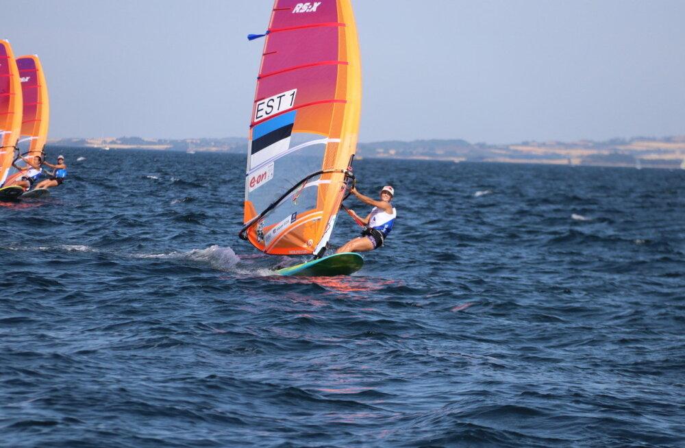 Ingrid Puusta kindlustas Eestile teise Tokyo olümpiapileti