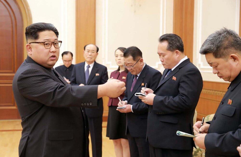 Põhja-Korea saadab olümpia lõputseremooniale delegatsiooni, mida juhib 2010. aastal 46 mereväelast tapnud kõrge ametnik