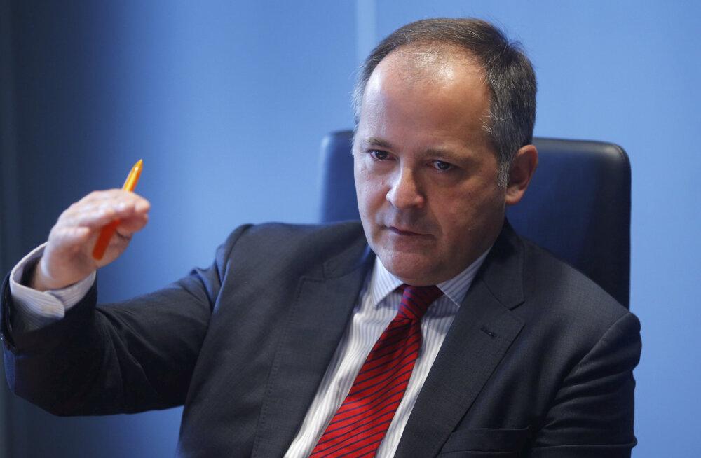 Keskpankur: Kaubandussõja hirm lööb juba euroala majandust
