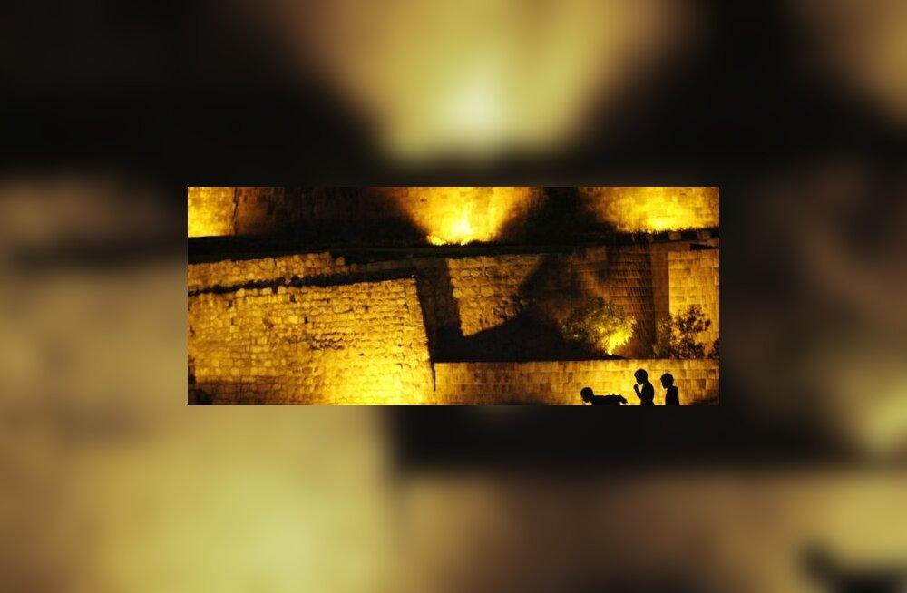 Leiti inkade ohverdatud neidude massihaud