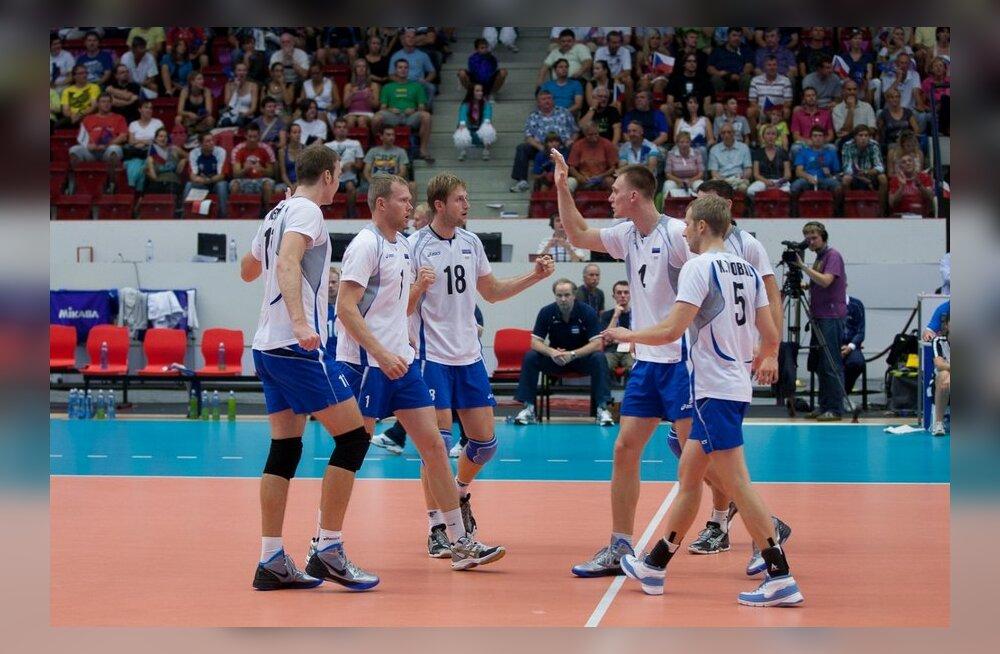Eesti on valmis korraldama võrkpalli juunioride EM-i