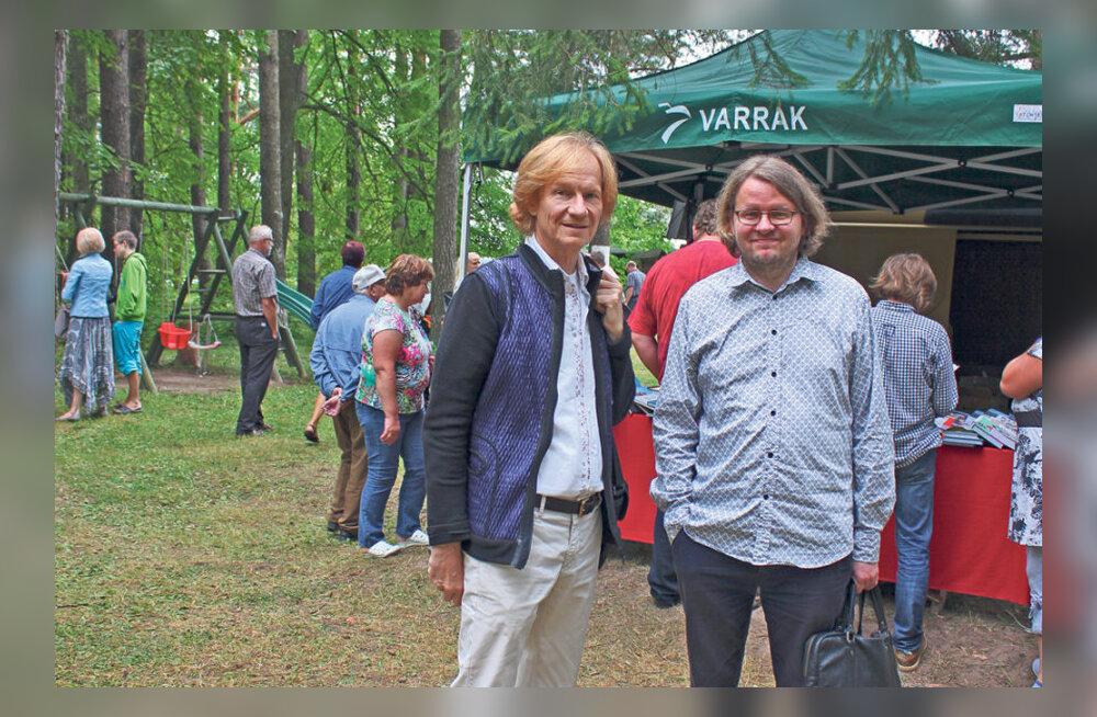 Kirjanik Jan Kaus: kirjandusfestivale nagu Võtikveres võiks meil rohkem olla