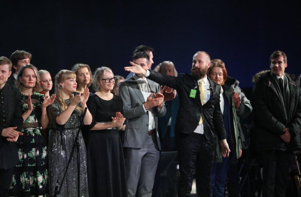 ФОТО: Смотрите, какие эмоции вызвала художественная программа президентского приема