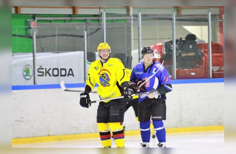 Viiking Sport Tallinn ja Tartu Kalev Välk