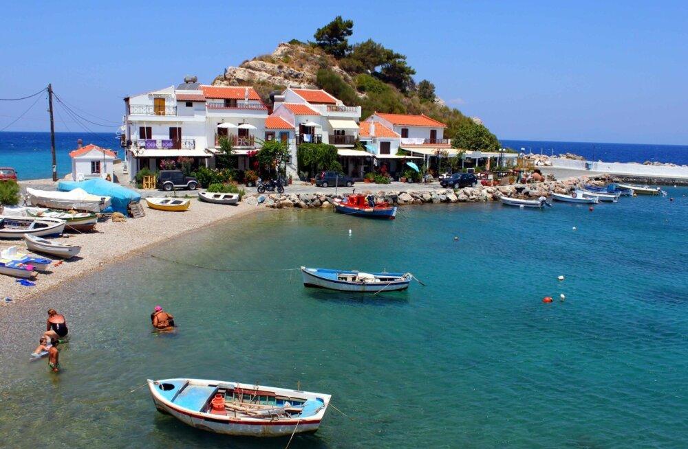Samos, Kreeka