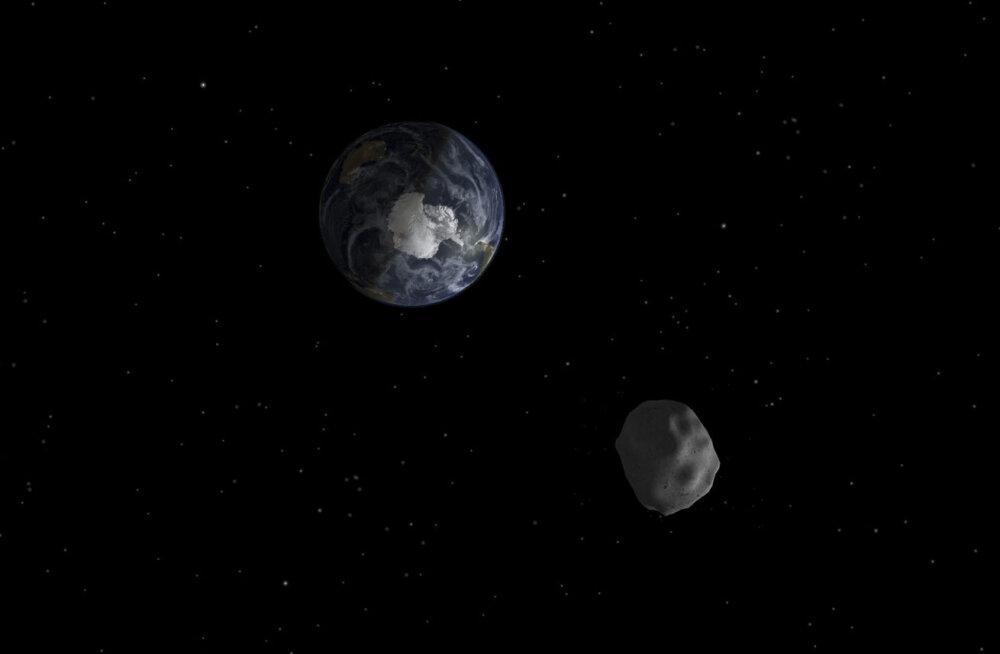 Järgmisel nädalal kihutab Maast lähedalt mööda pirakas asteroid