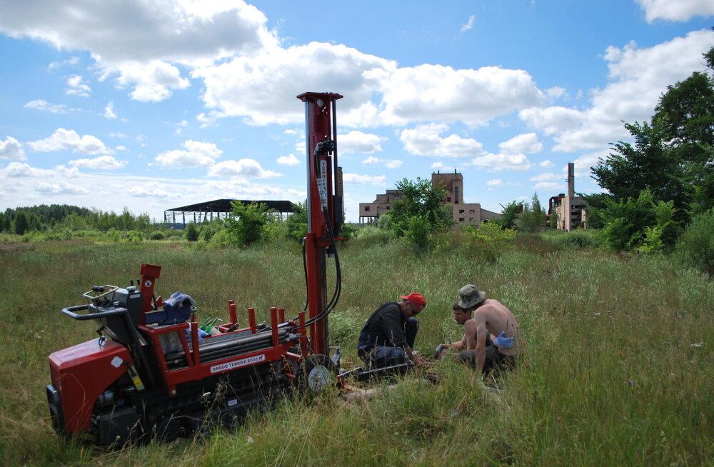 MAREK ehk maapõueressursside arenduskeskus uurib meie maavarasid lähemalt