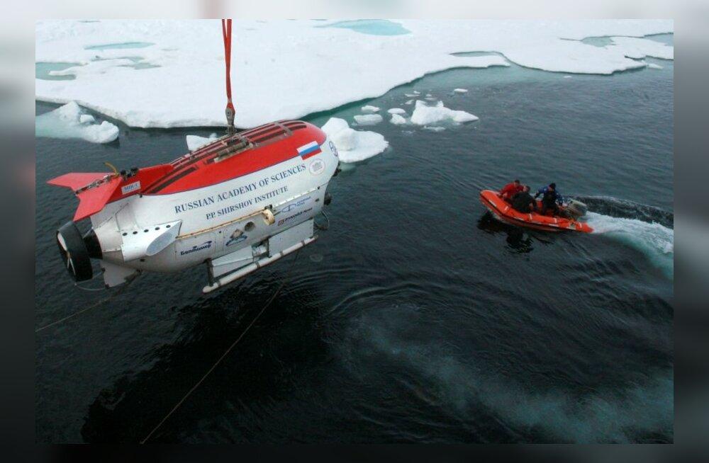 Venemaa kavatseb järgmisel aastal esitada nõude enam kui miljonile ruutkilomeetrile Arktikas