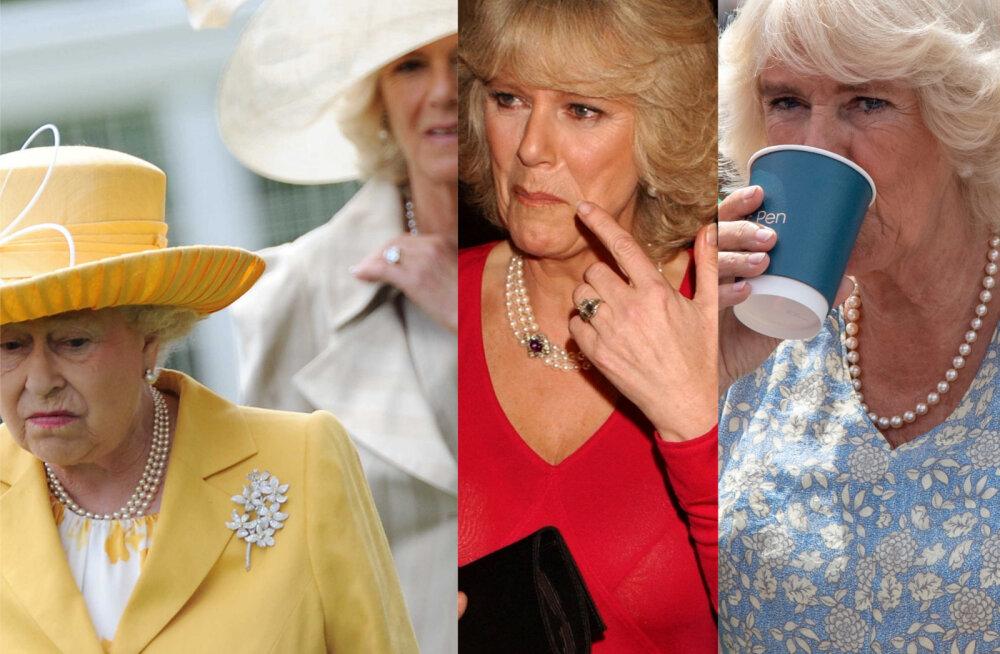 TOP 10 | Camilla 72! Seksikas tampoon, kokaiinipeod ja murtud südamega Diana: hertsoginna ümber lahvatanud skandaalid läbi aegade