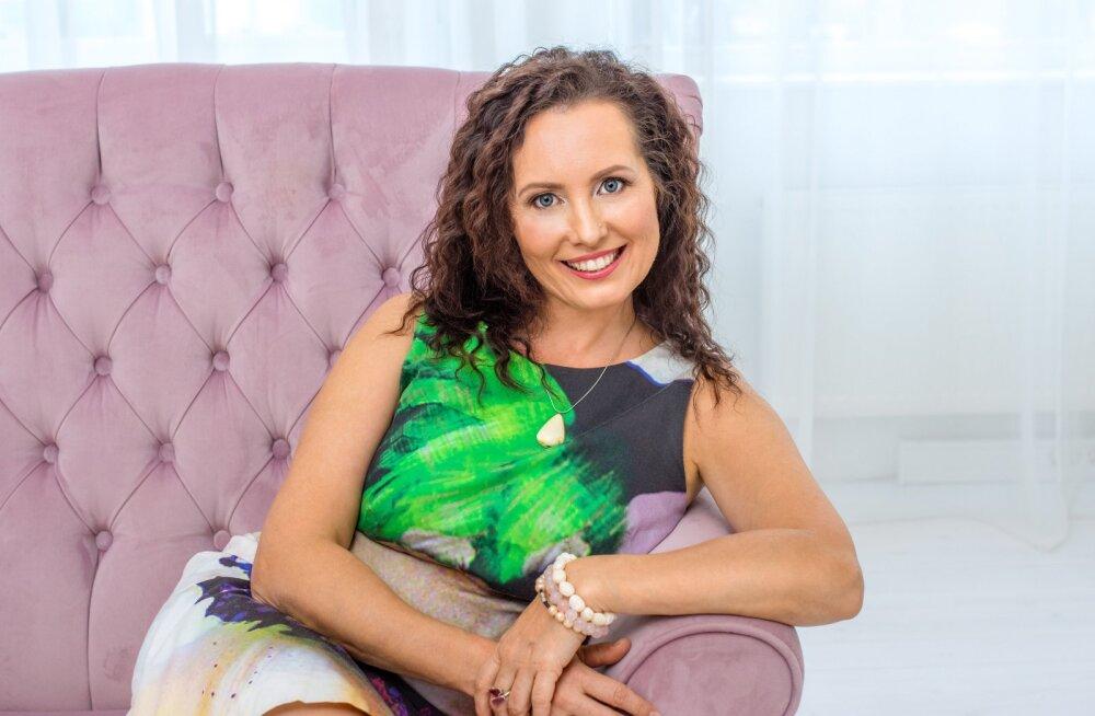 Terapeut Monika Palm: muutusi loob inimene ise