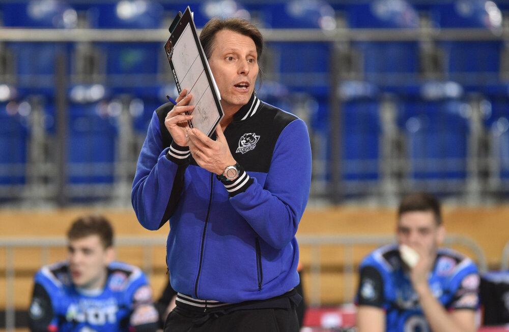 Venemaa võrkpalliklubi leidis endisele Eesti koondise peatreenerile mantlipärija