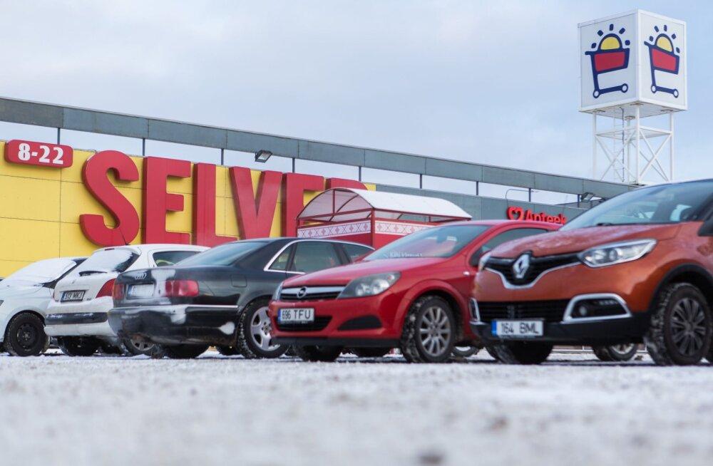 MEIE MAA | Enim kindlustusjuhtumeid Selveri ja Automaailma parklas