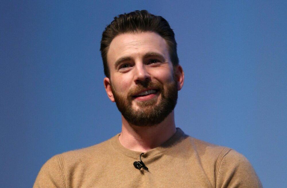 Marveli superstaar Chris Evans soovib üllataval põhjusel ameti maha panna