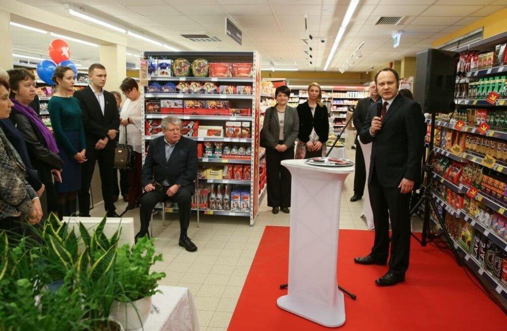 В Нарва-Йыэсуу открылся полностью обновленный магазин Maxima X