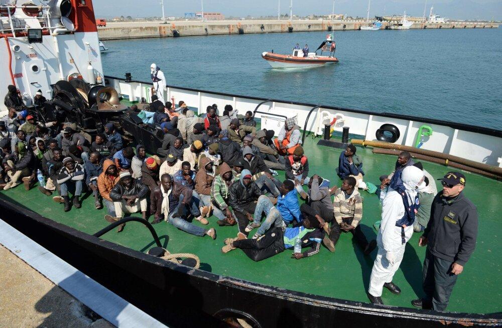 Malta relvajõud hõivasid Vahemerel migrantide kaaperdatud tankeri