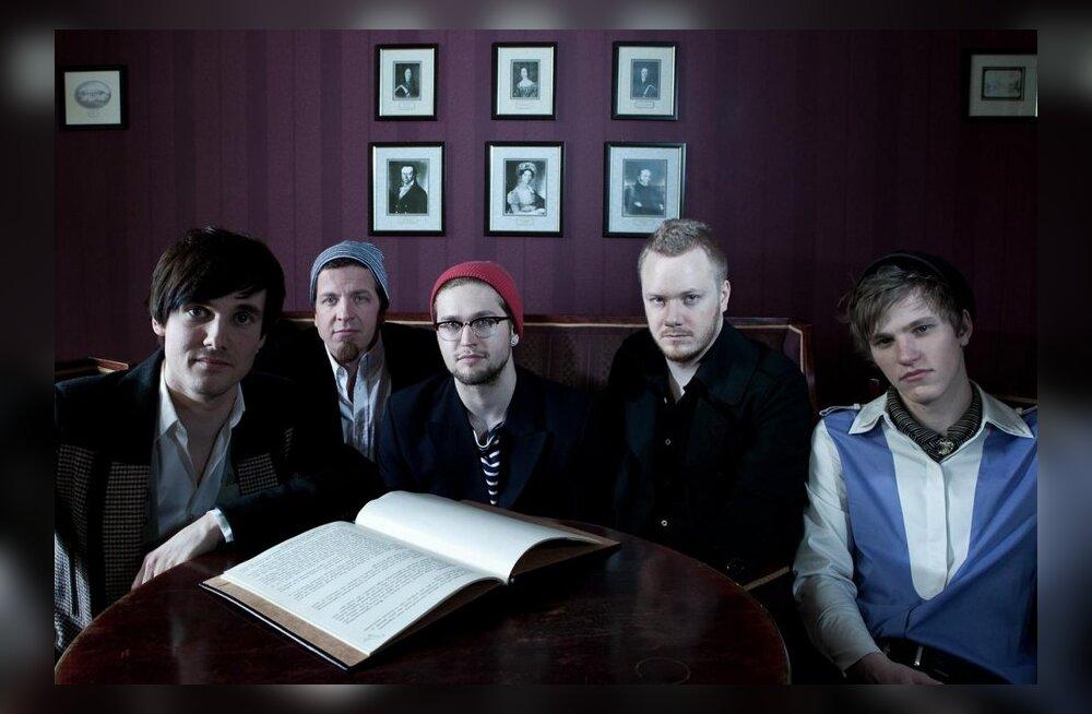 """KUULA äratuseks Oslo Skyline'i uut ja mõnusat singlit """"Light out from the dark"""""""