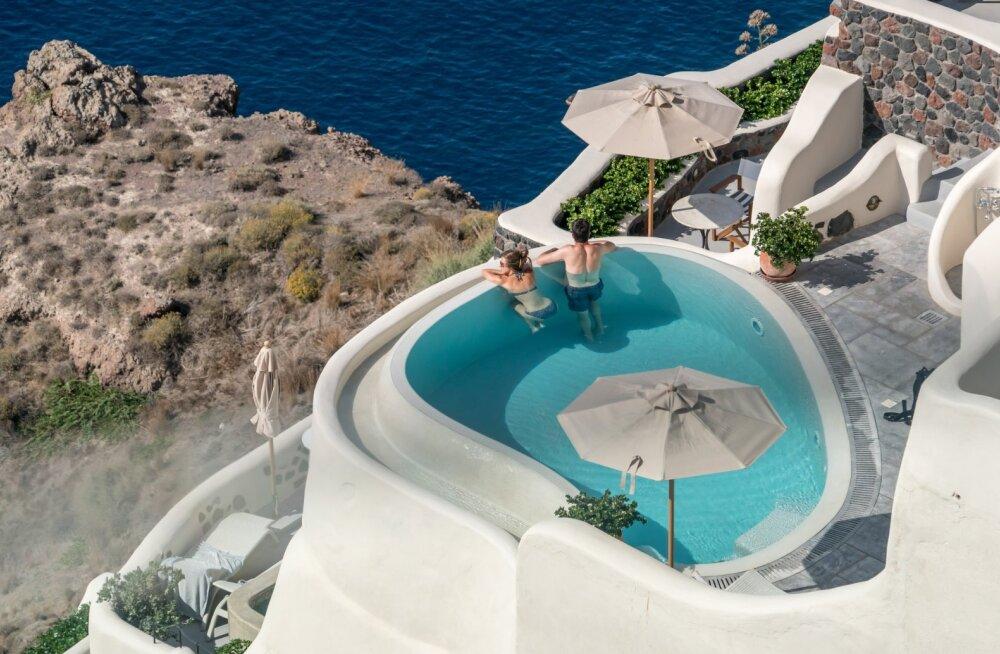 Suurepärane pakkumine! Edasi-tagasi otselend Helsingist Santorinile selleks nädalaks vaid 120 eurot