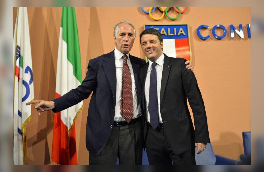 Rooma kandideerib 2024. aasta olümpialinnaks