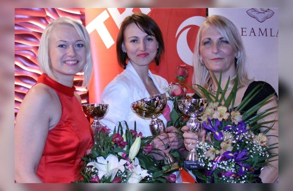 Naiste pokkeriliiga 2014. aasta esikolmik