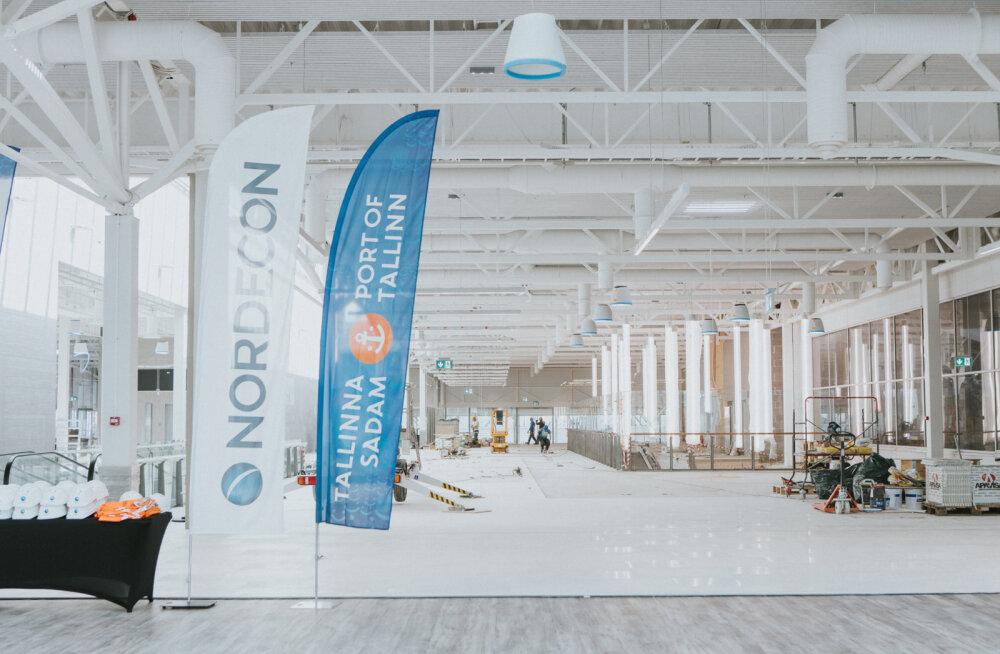 FOTOD | Tallinna Sadama D-terminal läbib uuenduskuuri, Tallinki reisijad saavad juurde istekohti, kohviku ja peenema <em>lounge</em>'i