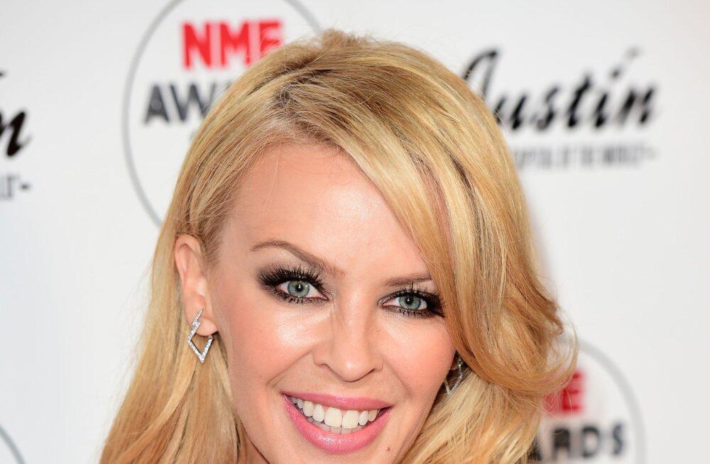 Kardashianidega kohtutee läbinud Kylie Minogue tuli võitjana välja