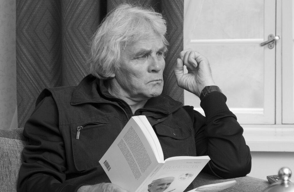Traagilise õnnetuse tagajärjel lahkus meie seast näitleja ja ajakirjanik Jüri Aarma