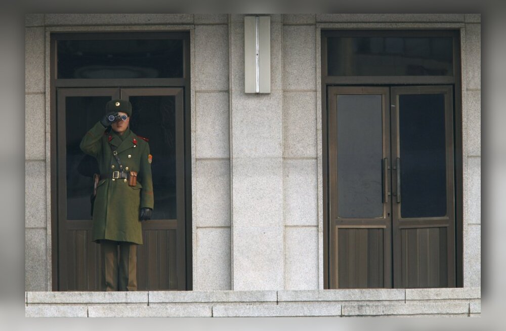 """Kellele rahu, kellele sõda - """"vaherahu"""" Korea sõjas on kestnud ligi 60 aastat"""