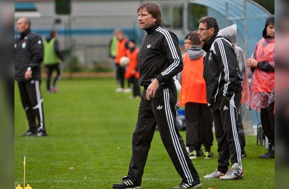 Igor Prins kaitses Meistriliiga kuu treeneri tiitlit