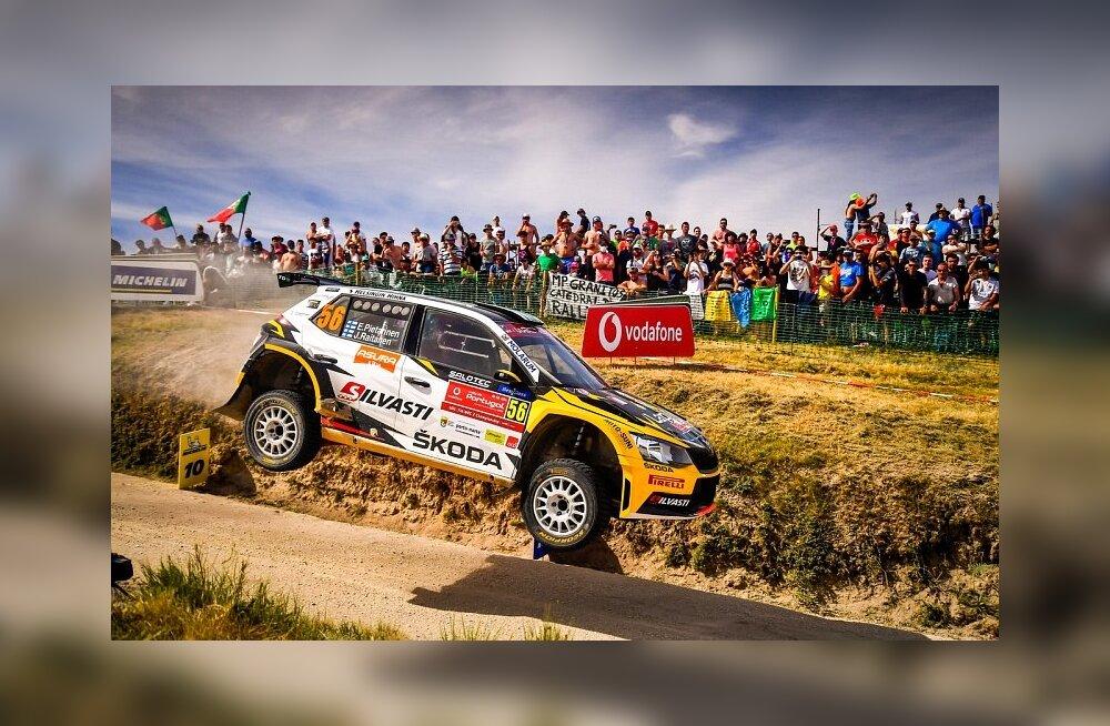Rally Estonial stardib Soome tulevikulootus uue Škoda Fabia R5 roolis