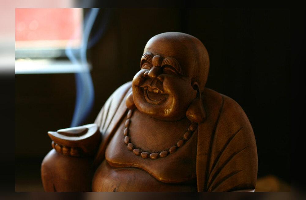 Hea karma kunst Tiibeti moodi, 1 osa. Ainuüksi mõtlemine karmast loob head karmat