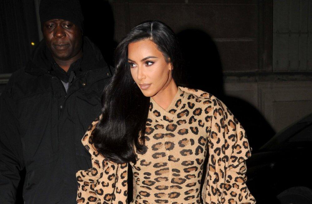 Valvel ööpäevaringselt: kui palju raha kulub Kim Kardashianil lapsehoidjatele