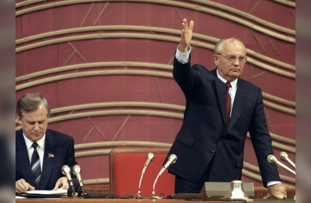 Rõžkov ja Gorbatšov