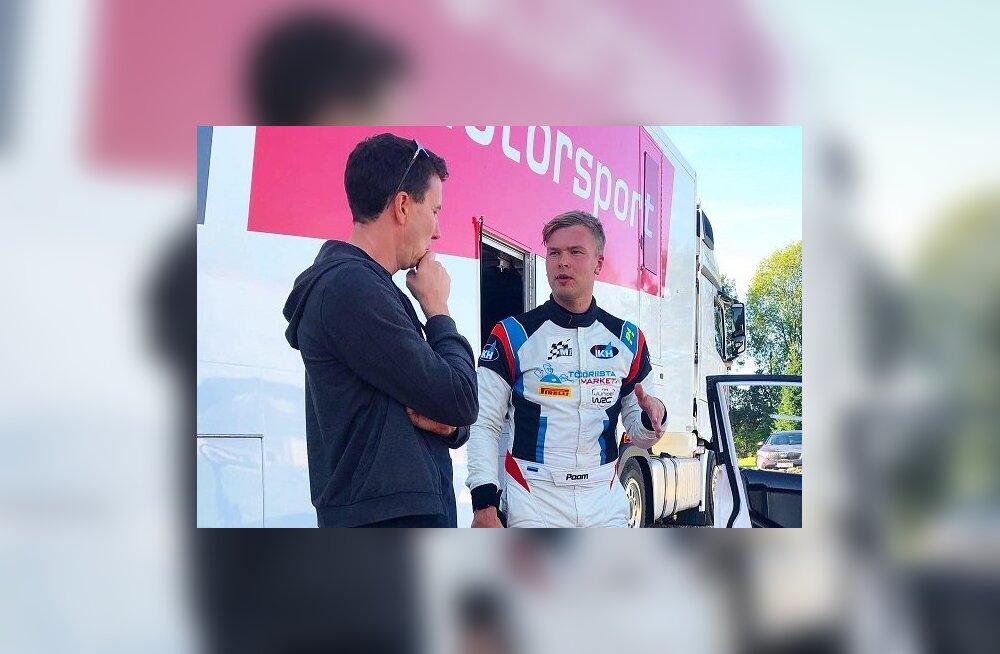 Roland Poom teeb Saaremaa rallil karjääri esimese stardi R5 autol, nõu andis Markko Märtin