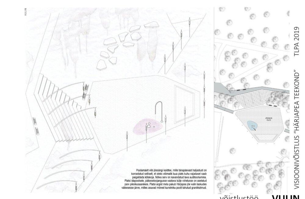 """Visioonikonkursi """"Härjapea teekond"""" võitis OÜ Stuudio Tallinn"""