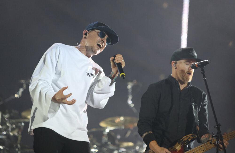 MEENUTA: Need on Linkin Parki kõige legendaarsemad lood