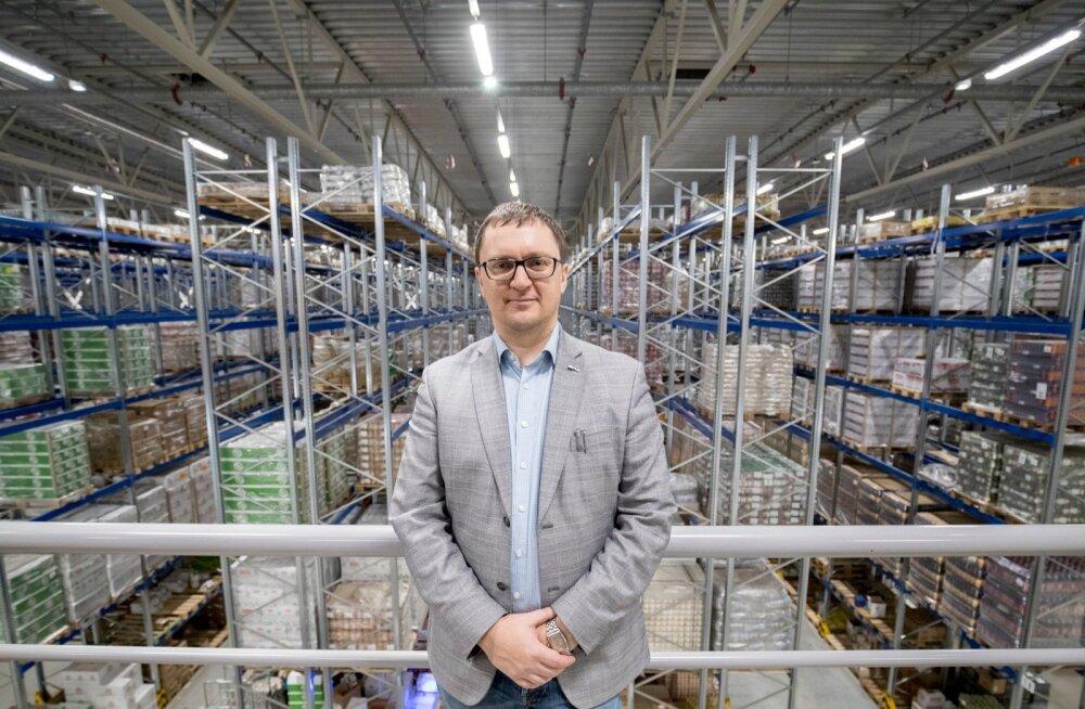 Coopi arendusdirektor Asko Pukk lubab tulevikus toidukappe ka väikestesse kohtadesse, kuhu hüpermarketi ehitamine end ära ei tasu.