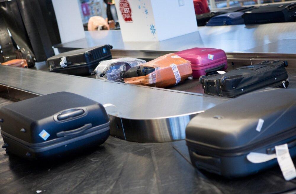 Почему сотрудники аэропортов советуют не вешать никаких замков на чемоданы