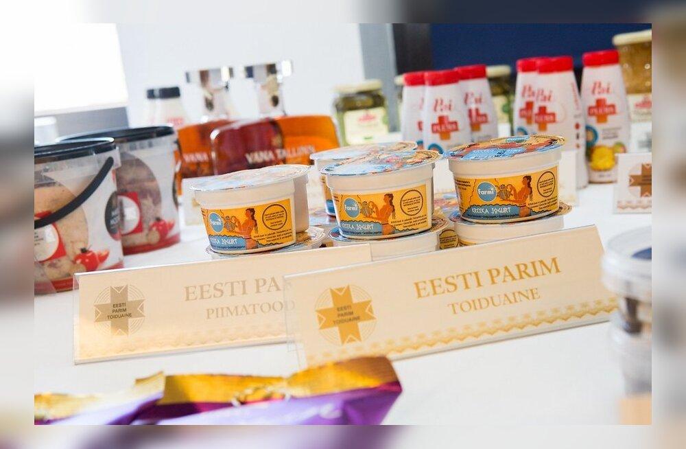 Parima Toiduaine tiitlit asub püüdma Eesti toidutööstuse raskekahurvägi